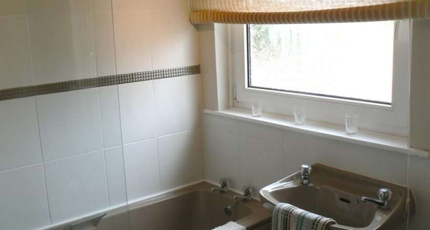 Rehash Interiors Coloured Bathroom Suite