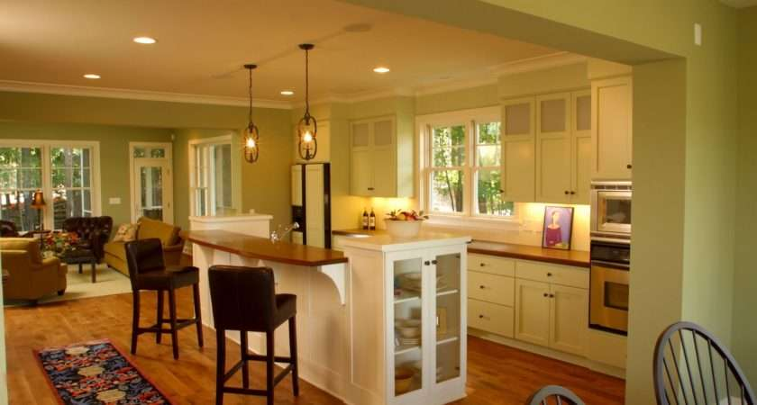 Related Post Open Kitchen Design Ideas Living Dining