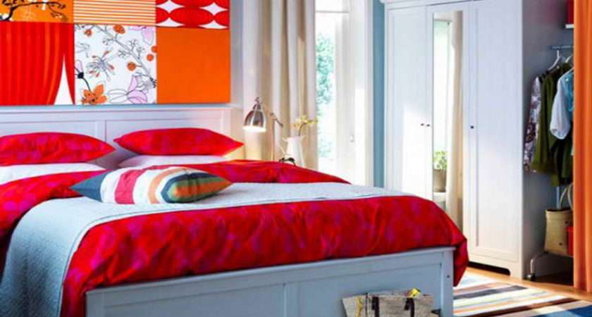 Related Post Red Blue Bedroom Ideas