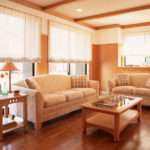 Related Posts Wood Floor Living Room Open Colorful