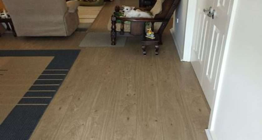 Renovating Laying Floating Floorboards Over Tiles