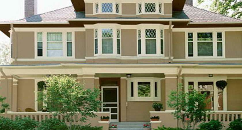 Repair Choosing Exterior Paint Color Ideas