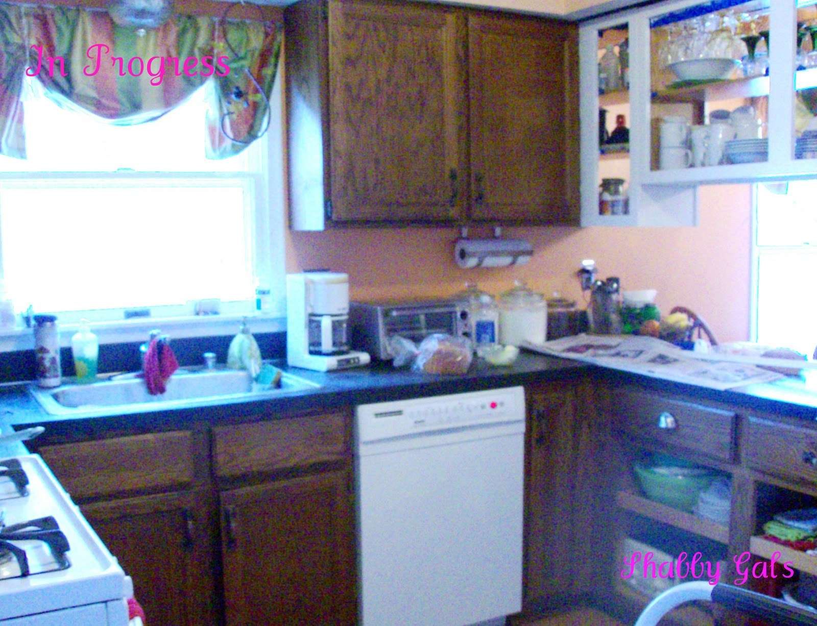 Replace Kitchen Cabinets