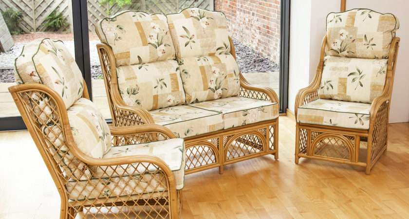 Replacement High Back Conservatory Furniture Cushion