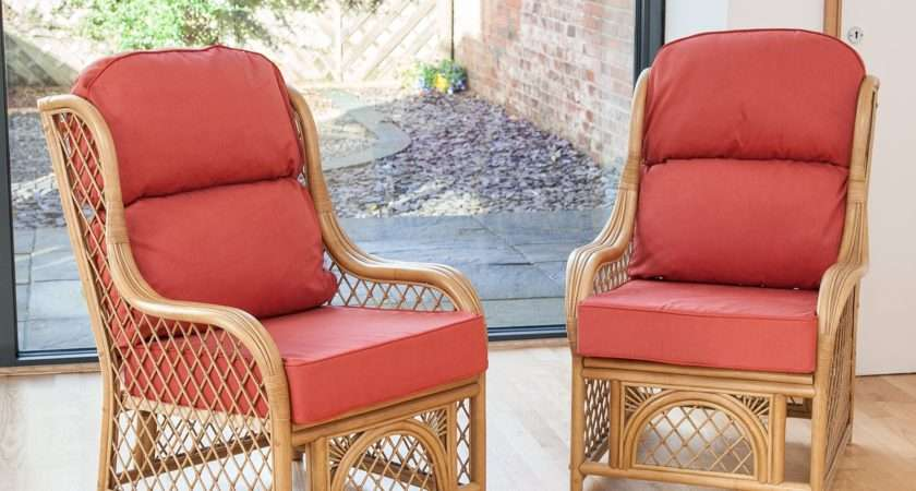 Replacement Low Back Conservatory Furniture Cushion