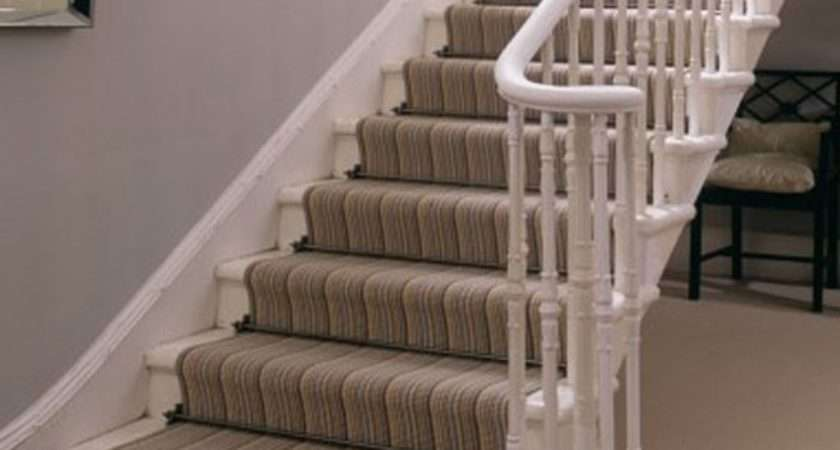 Replacing Carpet Stair Runner Celia Rufey