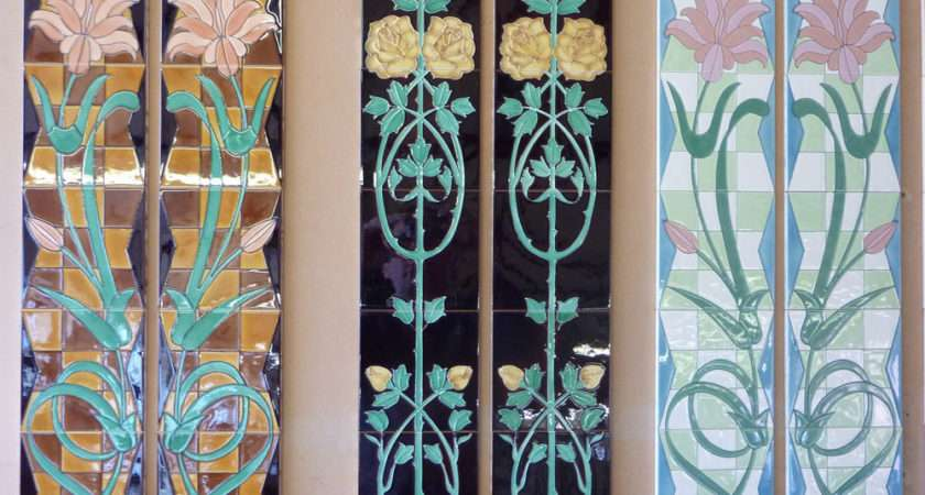 Reproduction Fine Victorian Fireplace Tiles Various