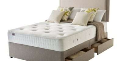 Rest Assured Memory Pocket Divan Set