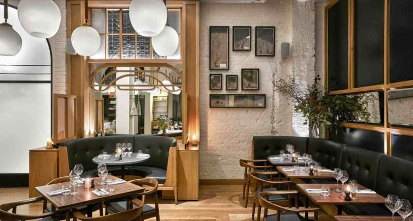 Restaurant Review Modern Pantry Finsbury