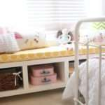 Restoration Hardware Baby Millbrook Bed Window Bench