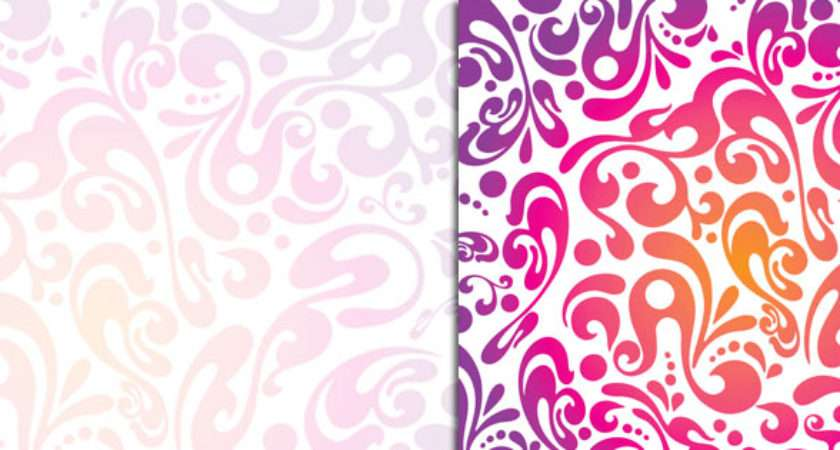 Reto Designs Purple Orange Pink Facebook Cover