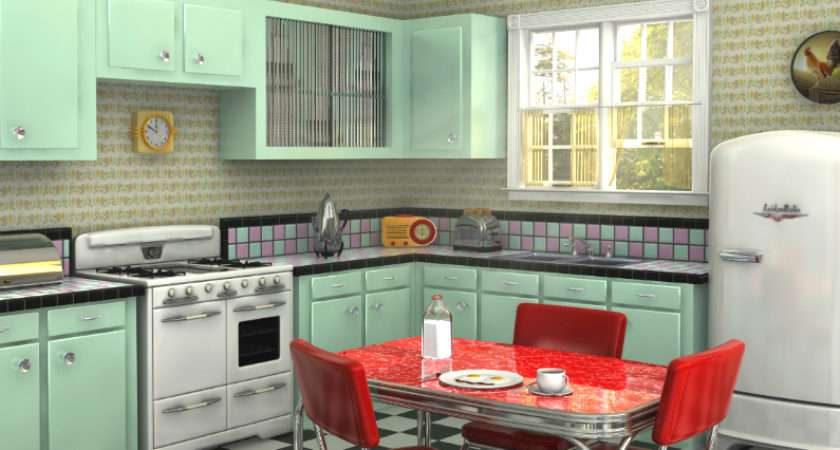 Retro Inspirations Your Kitchen Ideas