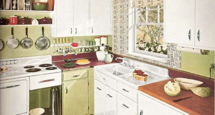 Retro Kitchen Designs Design Ideas Blog