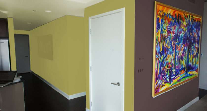 Right Paint Color Wall Your Accent Painting Project