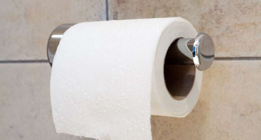 Right Way Hang Your Toilet Paper Over Under