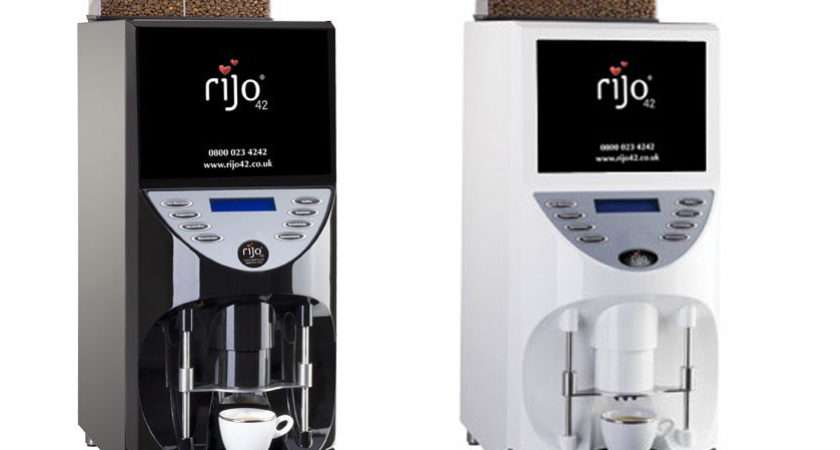 Rijo Brasil Bean Cup Coffee Machine