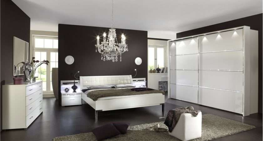Riyadh Stylform White Contemporary Bedroom Furniture