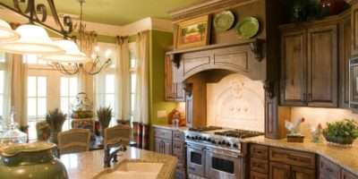 Rms Cynthiaa French Country Kitchen