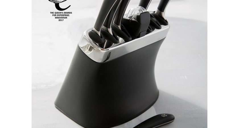 Robert Welch Signature Knife Block Knives