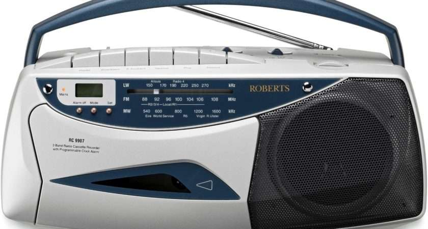 Roberts Radio Cassette Player Review