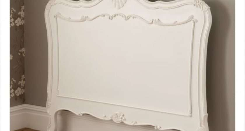 Rochelle Antique French Headboard Working Well