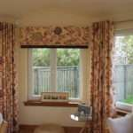 Roman Blinds Glasgow Bespoke Curtains Pelmets