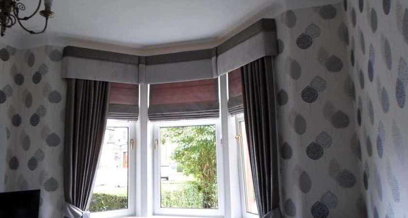 Roman Blinds Vertical Tres Chic