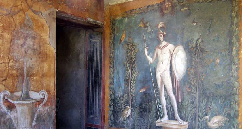 Roman Wall Painting Styles Article Khan Academy