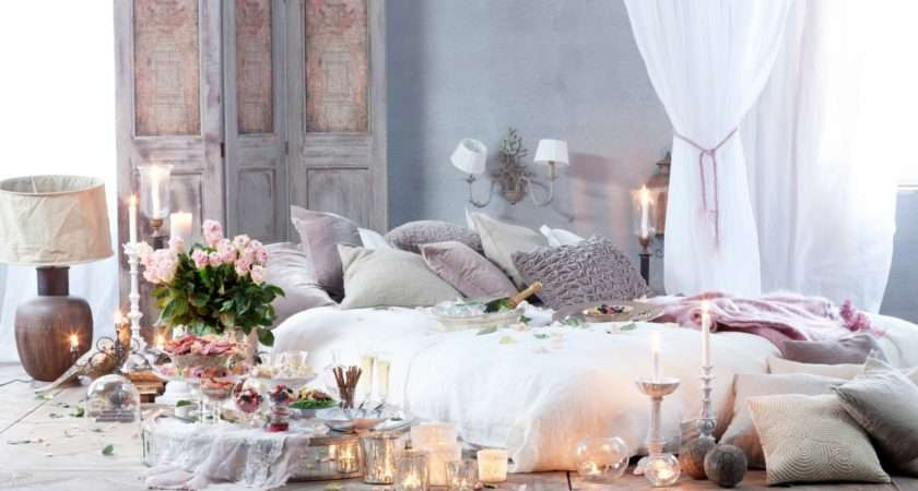 Romantic Bedroom Ideas Just Time Valentine Day