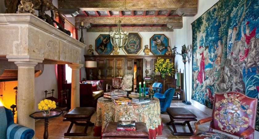 Romantic Rooms Italian Homes Archives