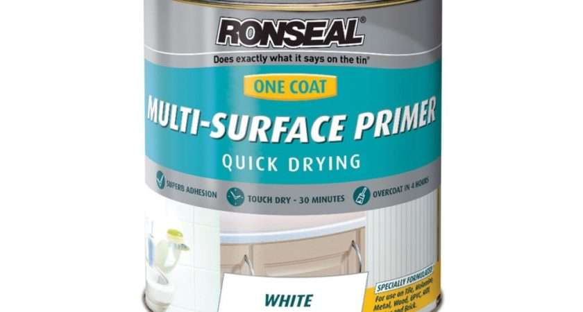 Ronseal Multi Surface Primer White
