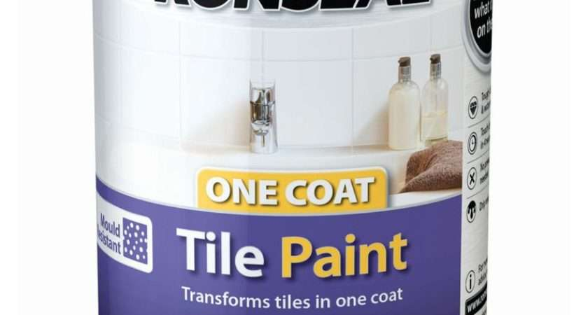 Ronseal One Coat Cupboard Melamine Mdf Paint Sandstone