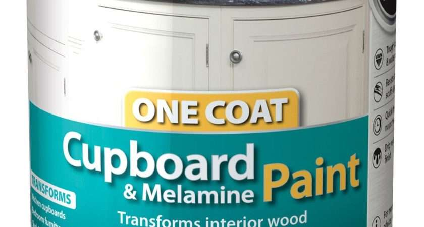 Ronseal One Coat Cupboard Melamine Mdf Paint