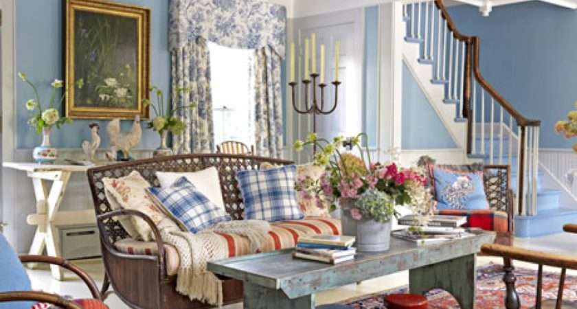 Room Country Living Ideas Livingrooms Style