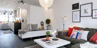 Room Decorating Ideas Luxurious Small Apartment Living