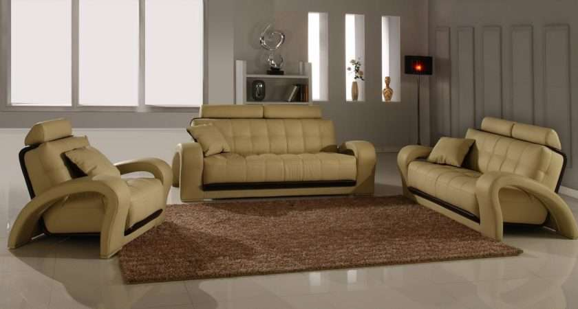 Room Furniture Contemporary Apartment Living Sets