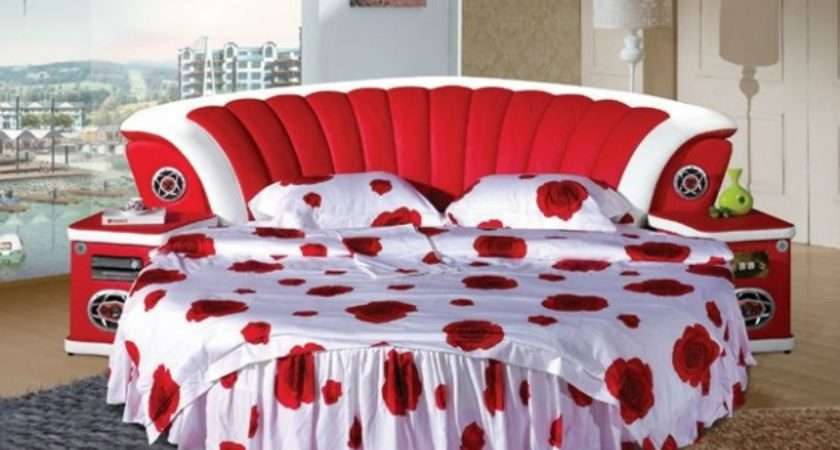 Round Bed New Very Popular Innovation