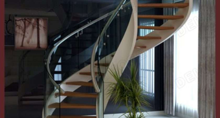 Rounded Stairs Design Staircases Buy Suspended Spiral