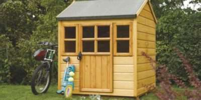 Rowlinson Little Lodge Playhouse Assembly Review Compare