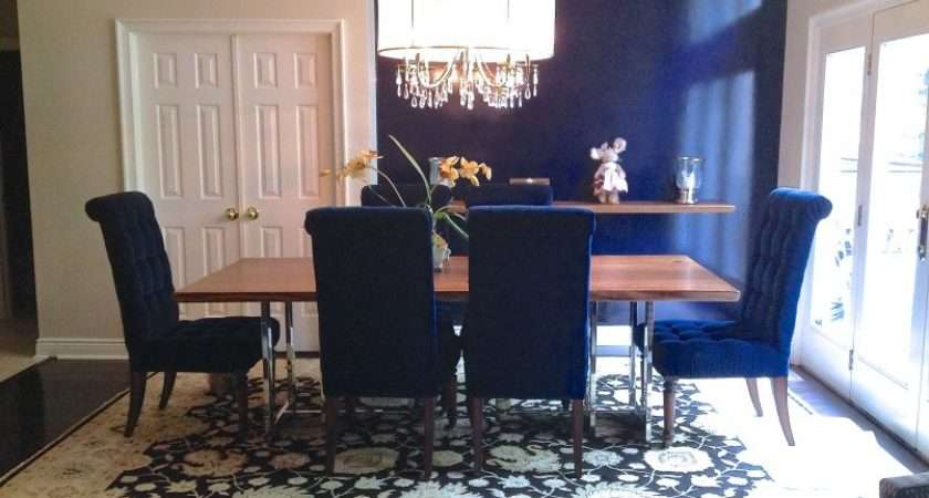Royal Blue Dining Chair Pads Room Chairsroyal