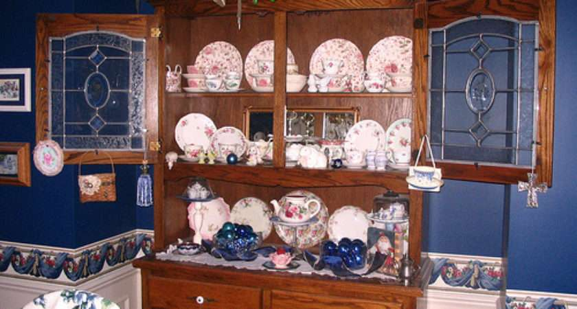 Royal Blue Dining Room Decorations Christmas Rosechicfriends