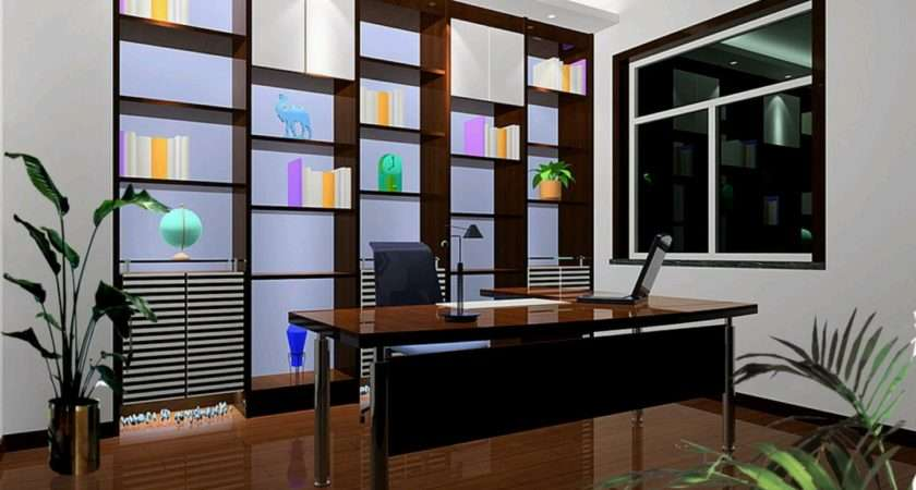 Rumah Minimalis Study Rooms Designs Ideas