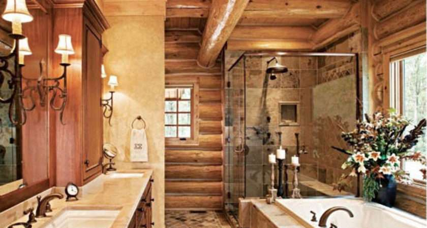 Rustic Bathroom Floor Tile Design Ideas Posted