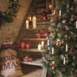 Rustic Christmas Living Magazines
