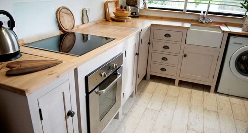 Rustic Kitchen Cleveland Pine Oak Quality