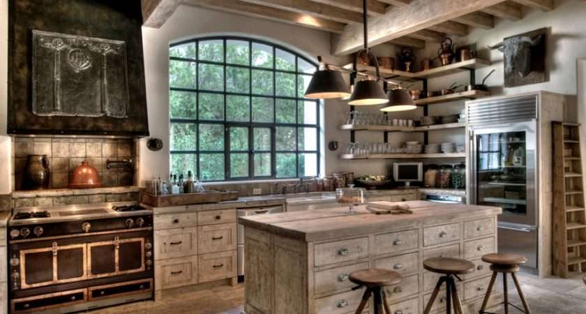 Rustic Kitchen Designs Embody Country Life Freshome