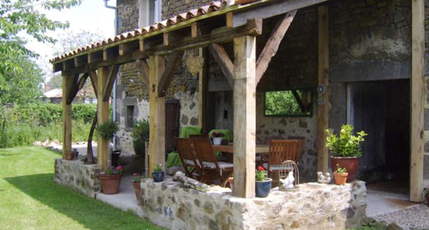 Rustic Romantic Patio Design Ideas Backyards Designrulz