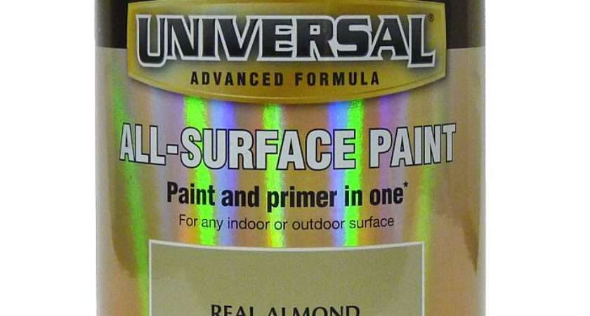 Rustoleum Universal All Surface Paint Real Almond