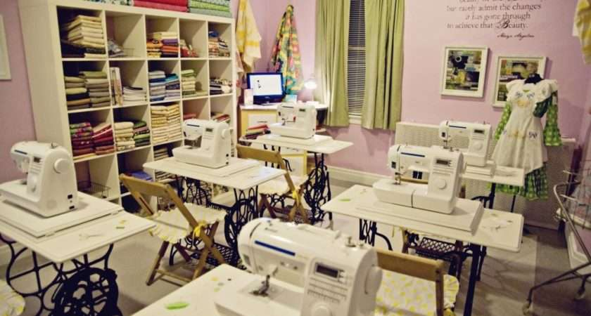 Sacred Sewing Room Totally Stitchin