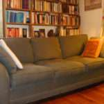 Saga Sage Green Couch Tell Another